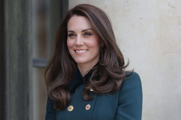 Kate Middleton: le brushing élégant
