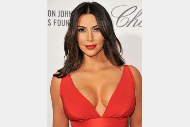 Kim Kardashian, star de la téléréalité