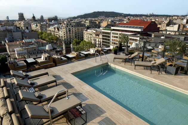 Le rooftop Dolce Vitae