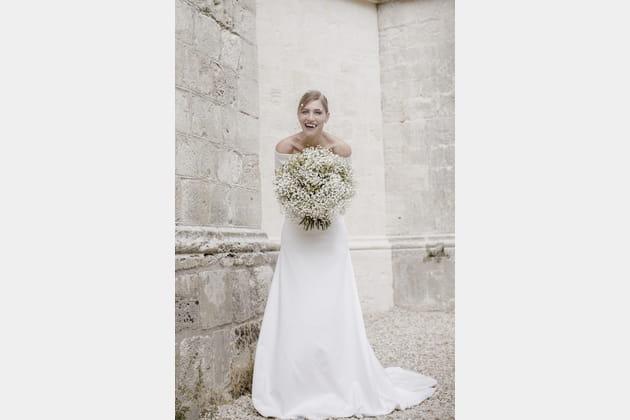 Robe de mariée Parure, Victoire Vermeulen
