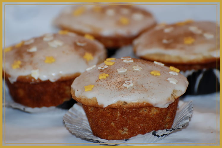 Muffins cannelle-citron