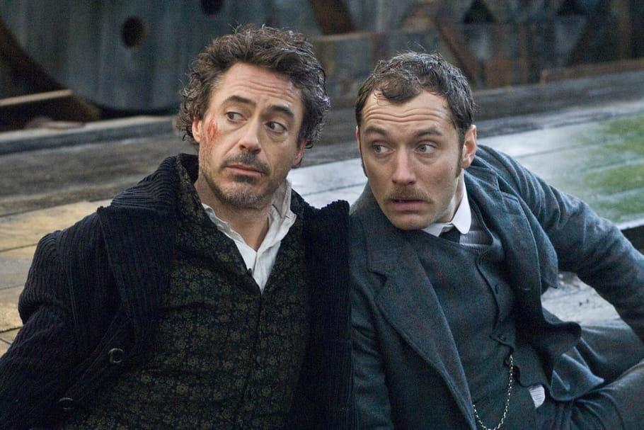"""Ce soir à la TV: """"Sherlock Holmes"""" et """"Plan de Table"""""""