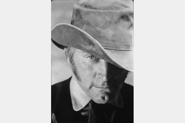 Kirk Douglas, cow boy, Oregan, 22septembre 1966