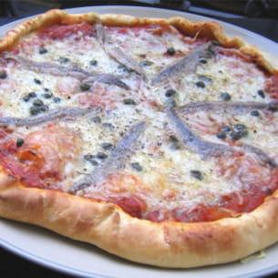 pizza napolitaine