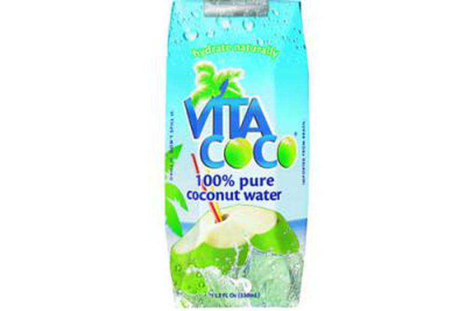 Rihanna sacrée égérie de Vita Coco
