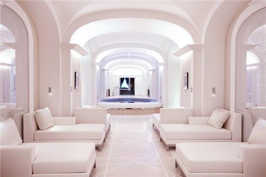 La salle de relaxation