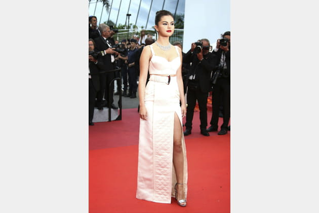 Selena Gomez en Louis Vuitton