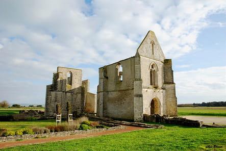L'abbaye Notre-Dame-de-Ré