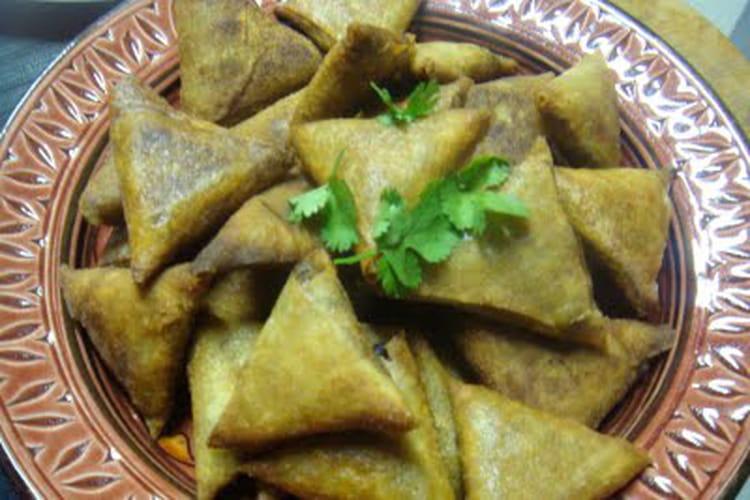 Samoussas marocains