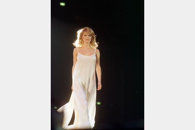 Eva Herzigova le 3février 1996