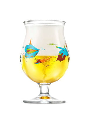verre collection de duvel