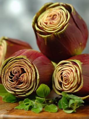 l'artichaut est l'un des légumes qui renferme le plus de fibres.