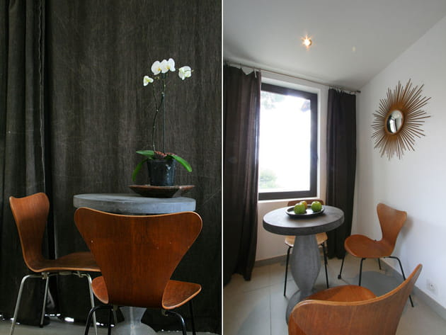 Chaise Série 7 d'Arne Jacobsen