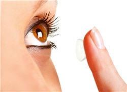 il existe des lentilles de contact pour tous les défauts visuels.
