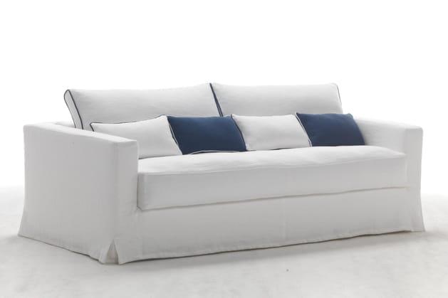 canap lit mykonos de convertible contemporain. Black Bedroom Furniture Sets. Home Design Ideas