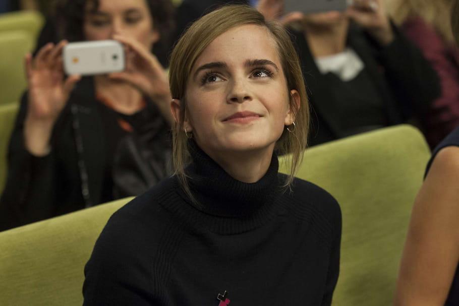 Emma Watson réalise un court-métrage pour l'égalité des sexes