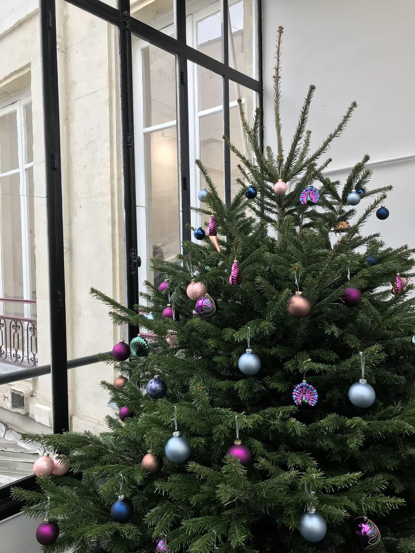 Sapin De Noel Decoration Traditionnelle tendance noël 2018