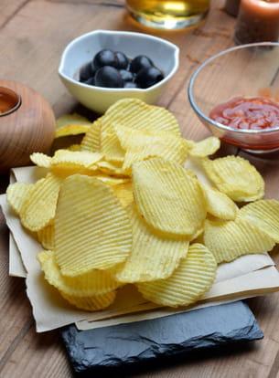 cacahuète, chips ou bretzel ?