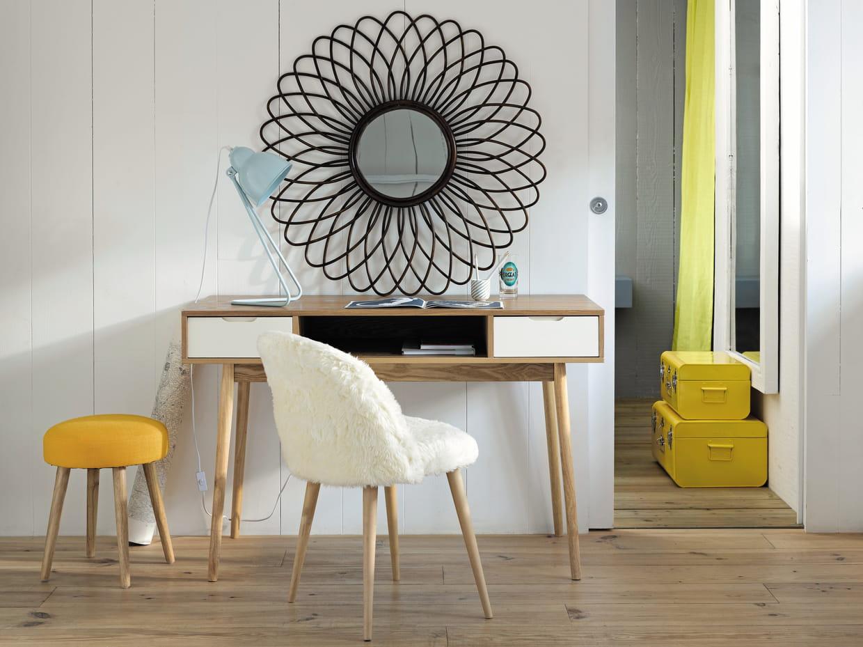 chaise mauricette par maisons du monde. Black Bedroom Furniture Sets. Home Design Ideas