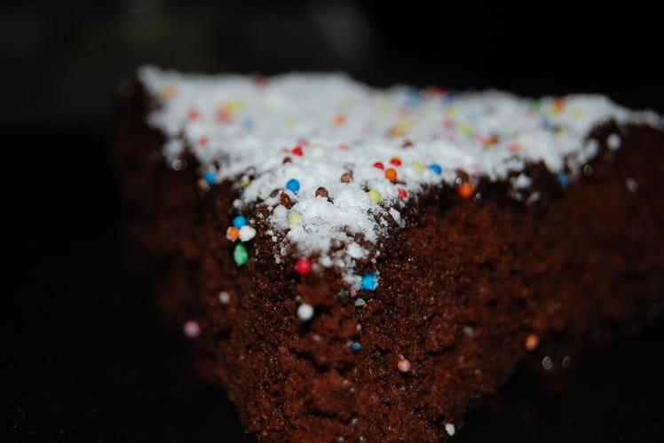 Gâteau choco au micro-ondes