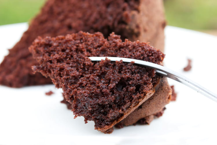 Meilleure Recette Cake Moelleux Chocolat