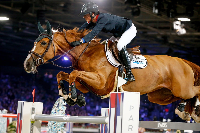 Pénélope Leprévost: rencontre avec la championne d'équitation