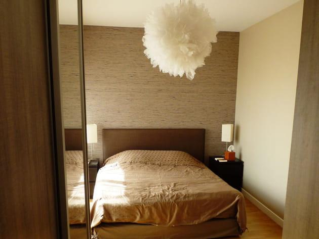Chambre avec dressing : rénovation