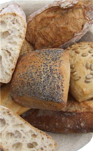 le pain.