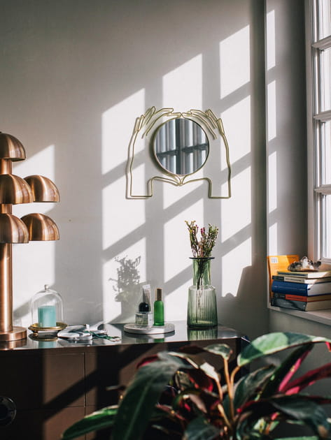 Miroir arty DOIY Design
