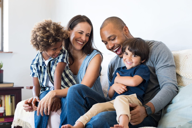 Comment trouver sa placeau sein d'une famille recomposée?
