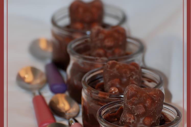 Petits pots régressifs choco-ours