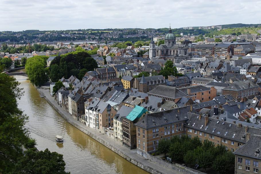 La Wallonie en couple : un week-end romantique à Namur