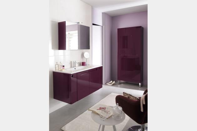 Meubles infiny chez lapeyre - Meuble salle de bain lapeyre occasion ...