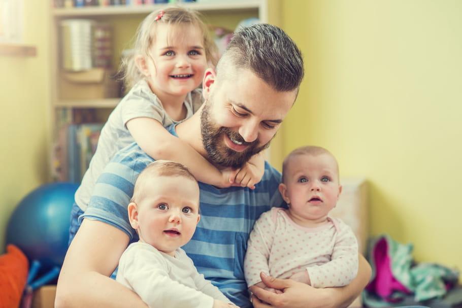 Le complément familial, dès 3enfants