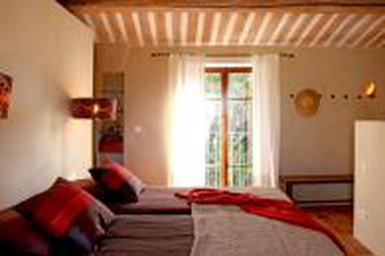 Chambre Provencale Idee Deco plafond à la provençale