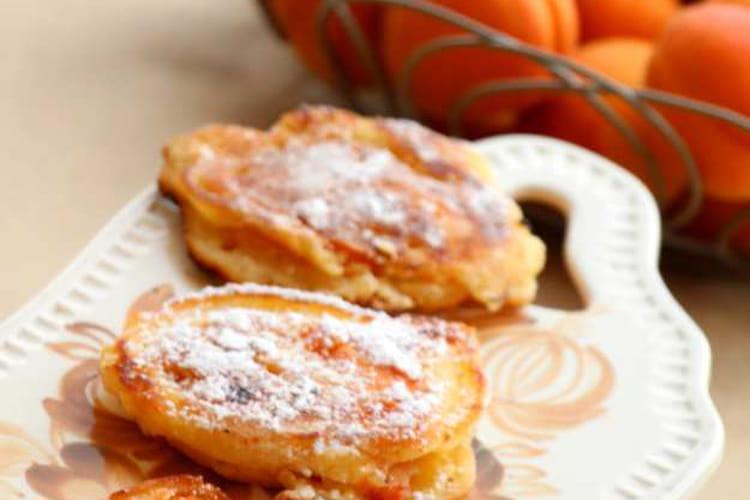 Beignets d'abricots express