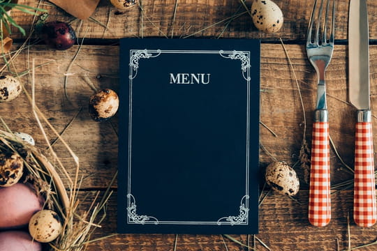 Menu de Pâques: traditionnel, sans agneau, facile et original