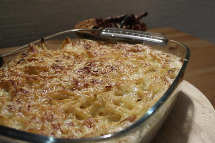 Gratin de pâtes : la meilleure recette