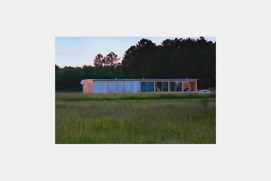 en transparence dix maisons d 39 architecte 100 000 euros journal des femmes. Black Bedroom Furniture Sets. Home Design Ideas
