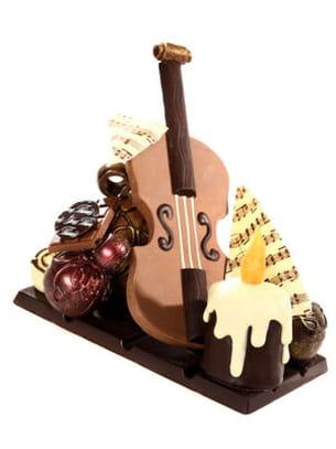 violon baroque d'yves thuriès