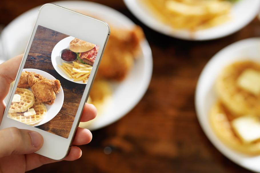 Une application pour compter les calories dans votre assiette : utile, vraiment ?