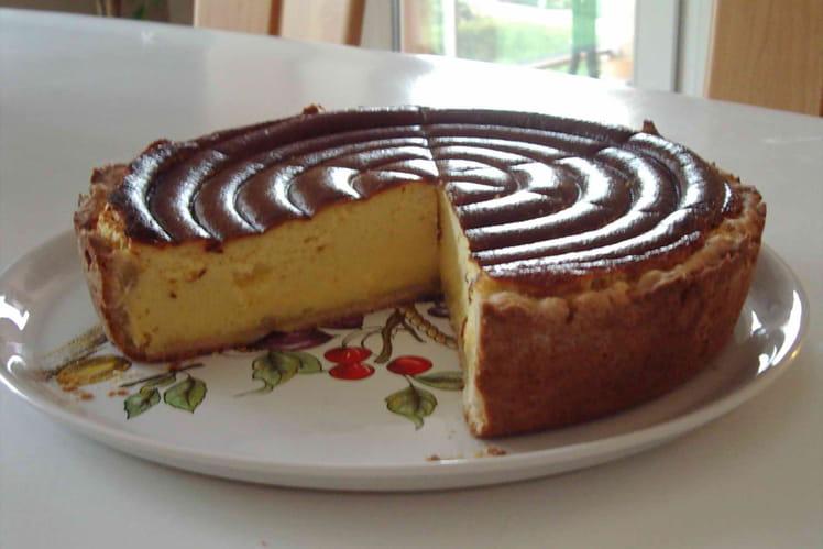 Tarte au fromage blanc : la meilleure recette