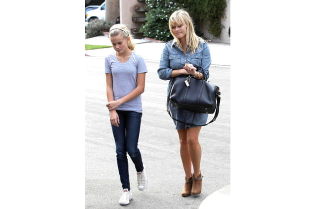 Reese Witherspoon et sa fille Ava