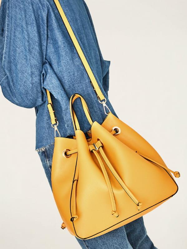 professionnel de la vente à chaud plus grand choix de mode designer Sac transformable de Zara