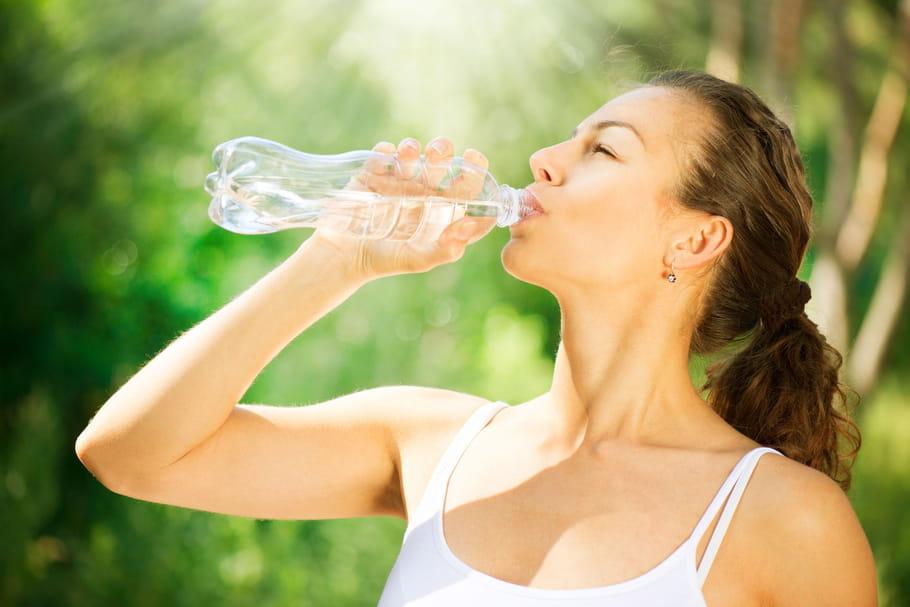 ¿Qué comer y beber cuando hace mucho calor?