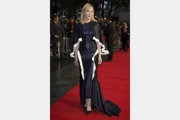 Cate Blanchett le 14octobre 2015