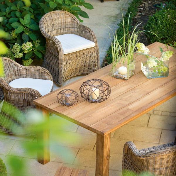 De Botanic Table Jardin Et Fauteuil WD2IE9eHYb