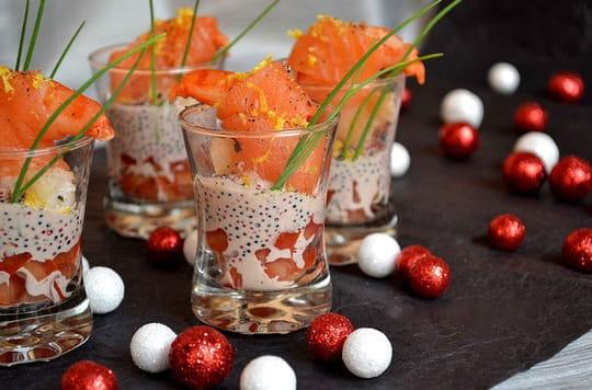 85recettes au saumon fumé pour Noël