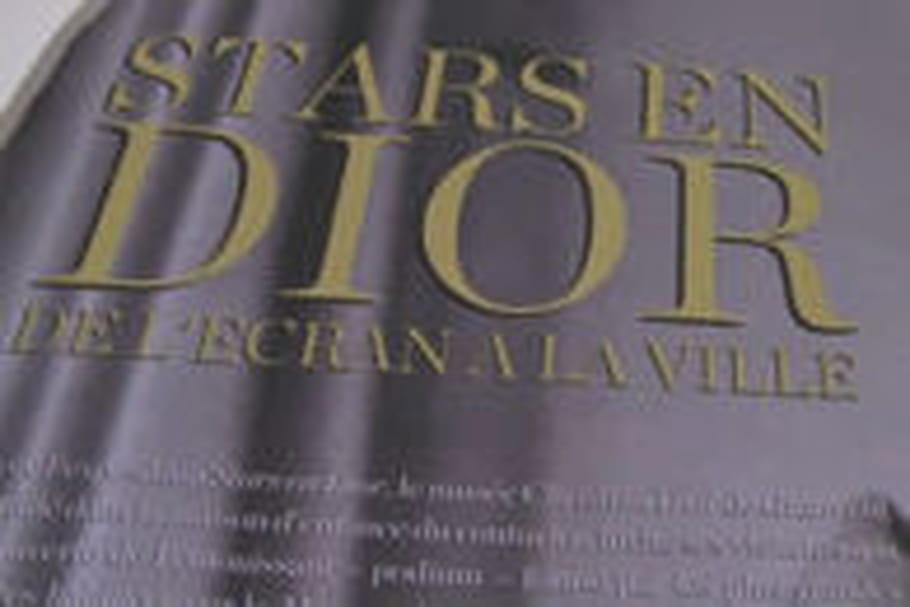 """L'exposition """"Stars en Dior"""" ouvre ses portes"""