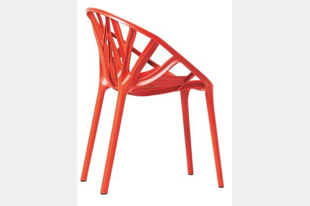chaise vegetal de vitra. Black Bedroom Furniture Sets. Home Design Ideas